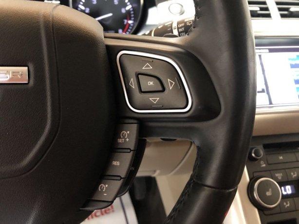 used Land Rover Range Rover Evoque for sale Houston TX