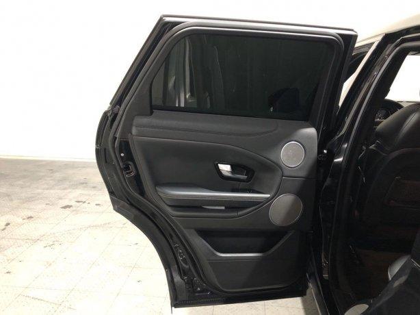 used 2016 Land Rover Range Rover Evoque