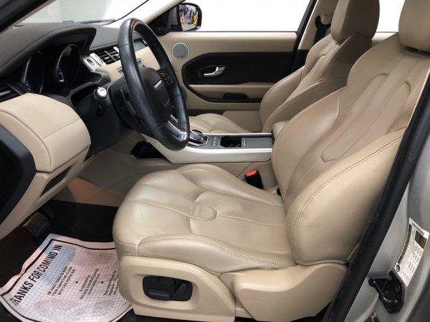 used 2013 Land Rover Range Rover Evoque for sale Houston TX