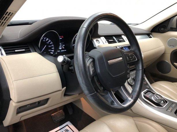 2013 Land Rover Range Rover Evoque for sale Houston TX