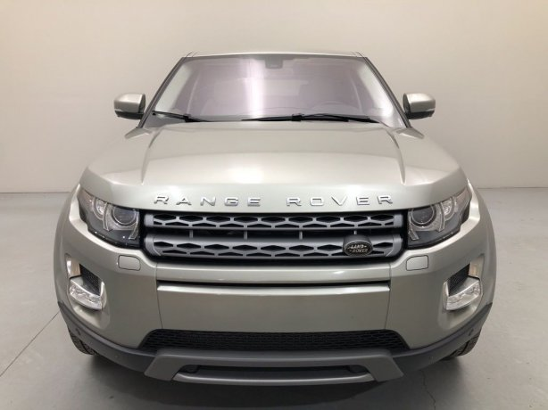Used Land Rover Range Rover Evoque for sale in Houston TX.  We Finance!