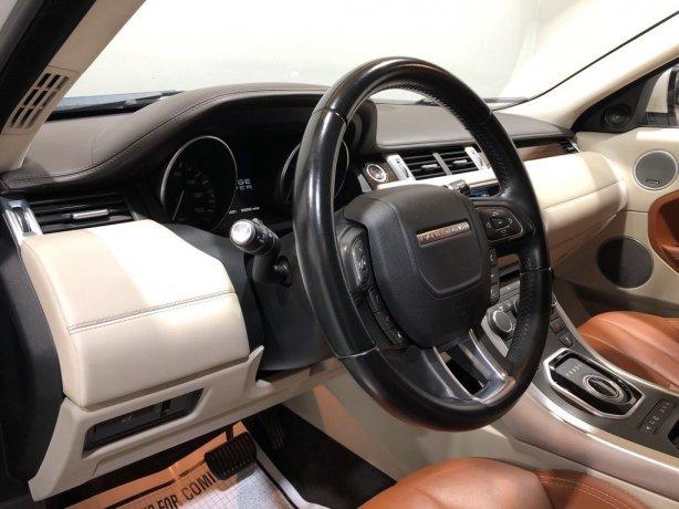 used 2012 Land Rover Range Rover Evoque for sale Houston TX