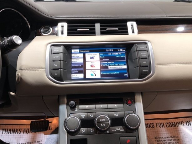good used Land Rover Range Rover Evoque for sale