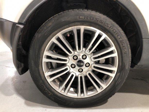 Land Rover Range Rover Evoque for sale best price