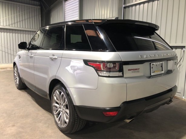 used 2016 Land Rover Range Rover Sport for sale