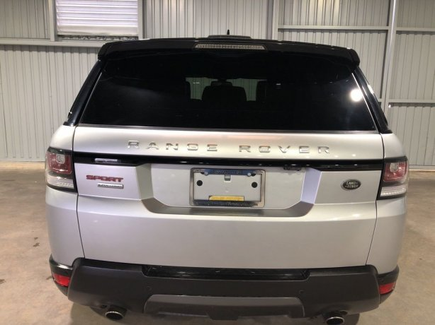 used 2016 Land Rover Range Rover Sport