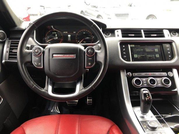 2016 Land Rover Range Rover Sport for sale Houston TX