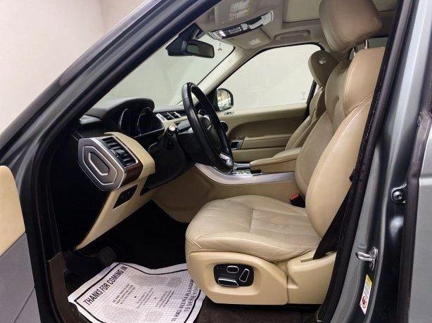 2015 Land Rover Range Rover Sport for sale Houston TX