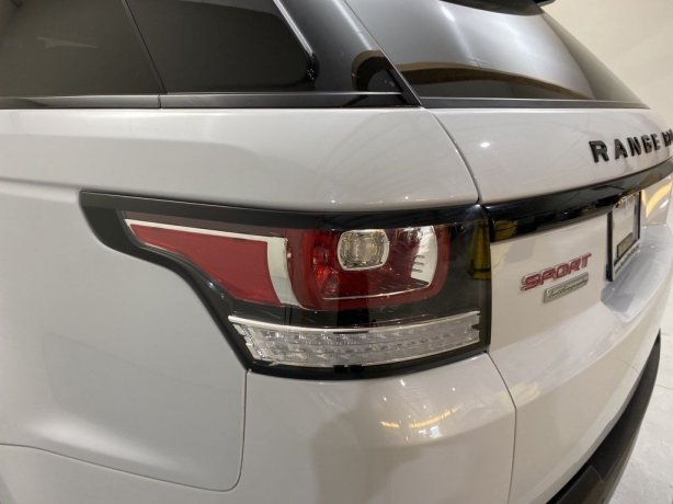 used 2017 Land Rover Range Rover Sport for sale