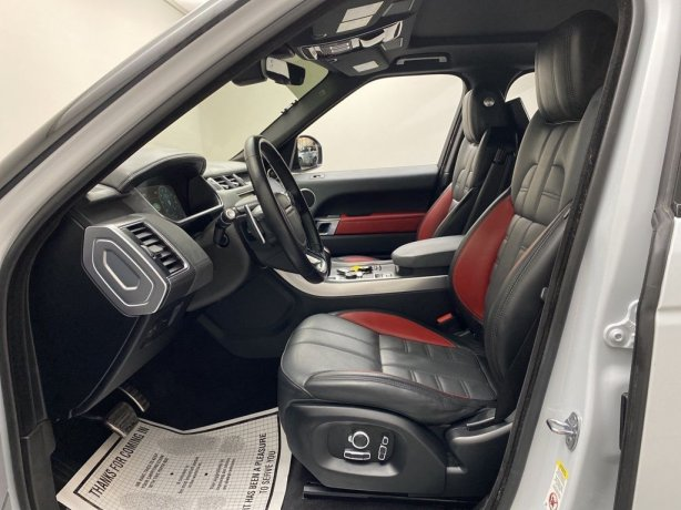 used 2017 Land Rover Range Rover Sport for sale Houston TX