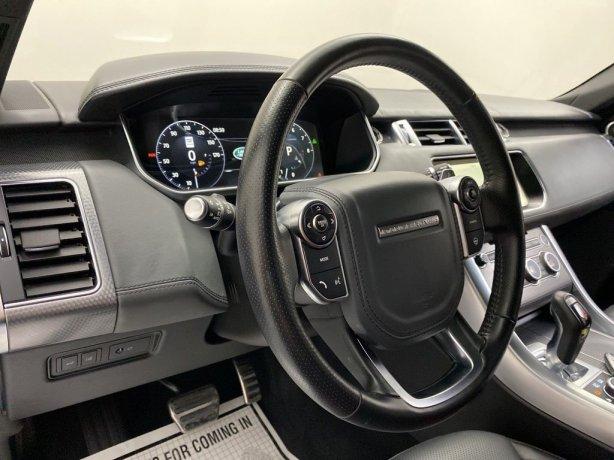 2017 Land Rover Range Rover Sport for sale Houston TX