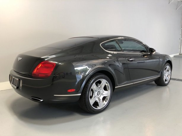 2005 Bentley Continental-GT Base