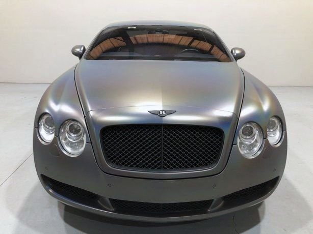 Used Bentley Continental GT for sale in Houston TX.  We Finance!