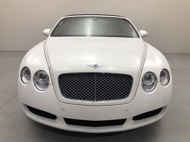 Used Bentley Continental GTC for sale in Houston TX.  We Finance!