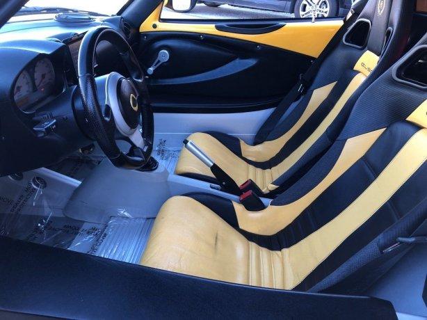 2006 Lotus Elise for sale Houston TX