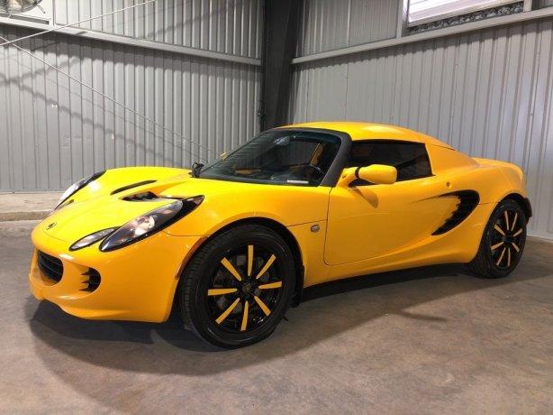 Used Lotus Elise for sale in Houston TX.  We Finance!