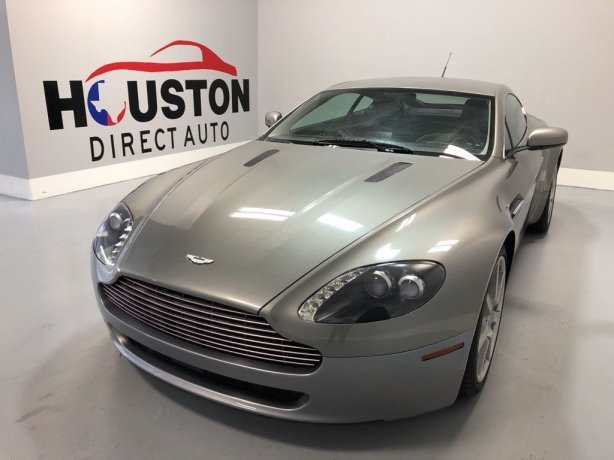 Aston Martin Houston >> Used Aston Martin V8 Vantage For Sale Houston Direct Auto