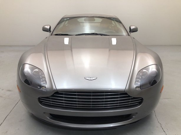 Used Aston Martin V8 Vantage for sale in Houston TX.  We Finance!