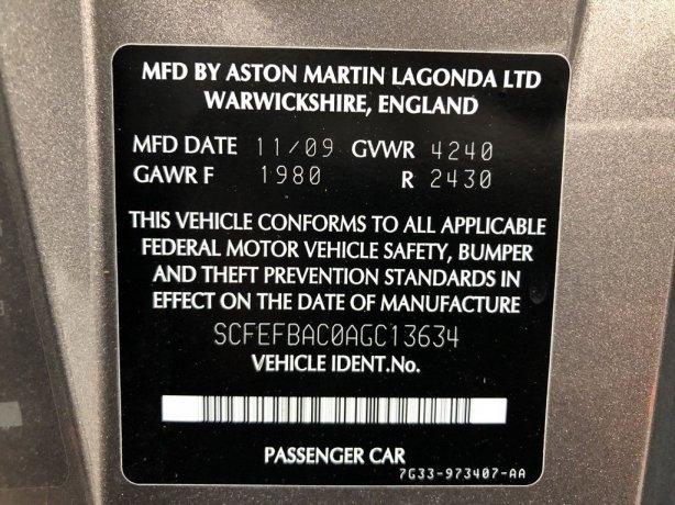 good cheap Aston Martin for sale Houston TX