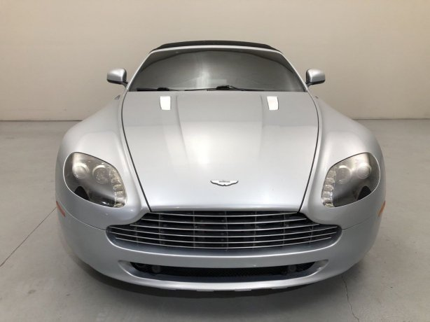 Used Aston Martin V8 Vantage for sale in Houston TX.  We Finance!