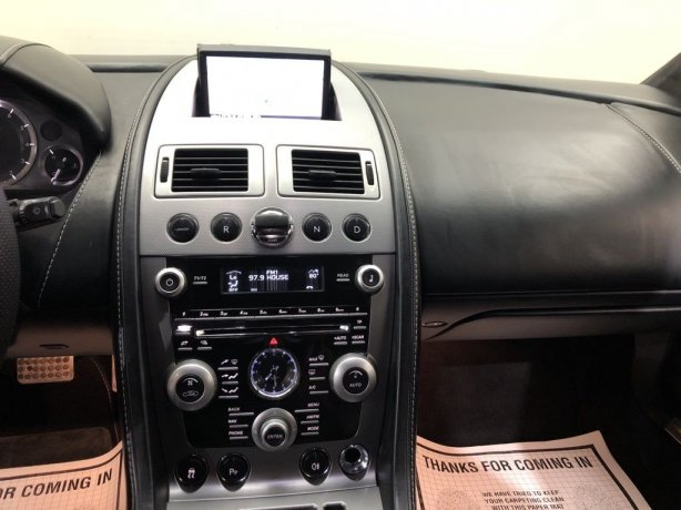 cheap used 2010 Aston Martin V8 Vantage for sale
