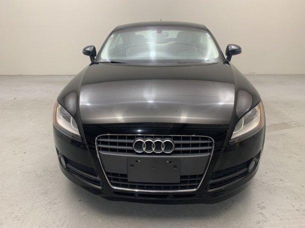 Used Audi TT for sale in Houston TX.  We Finance!