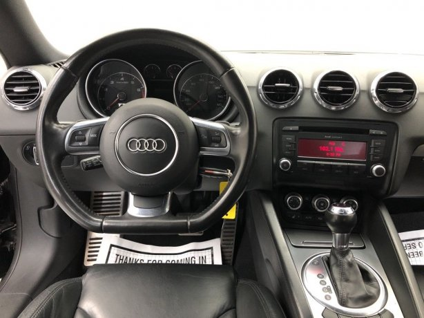 used 2011 Audi TT for sale near me