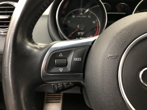 cheap used 2011 Audi TT for sale