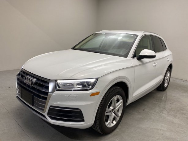 Used 2019 Audi Q5 for sale in Houston TX.  We Finance!