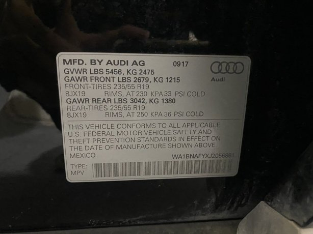 Audi Q5 near me for sale