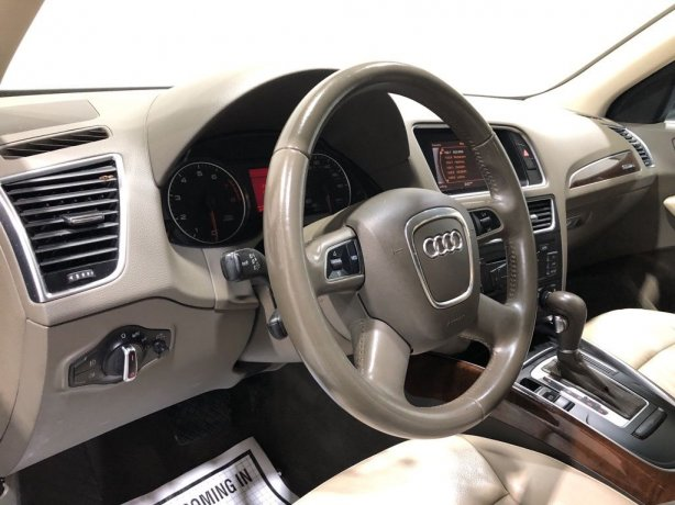 used 2011 Audi Q5 for sale Houston TX