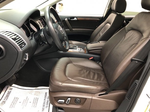 used 2014 Audi Q7 for sale Houston TX