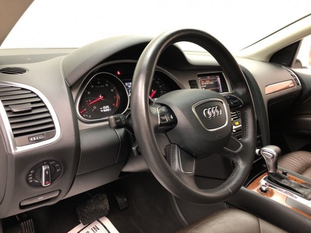 2014 Audi Q7 for sale Houston TX