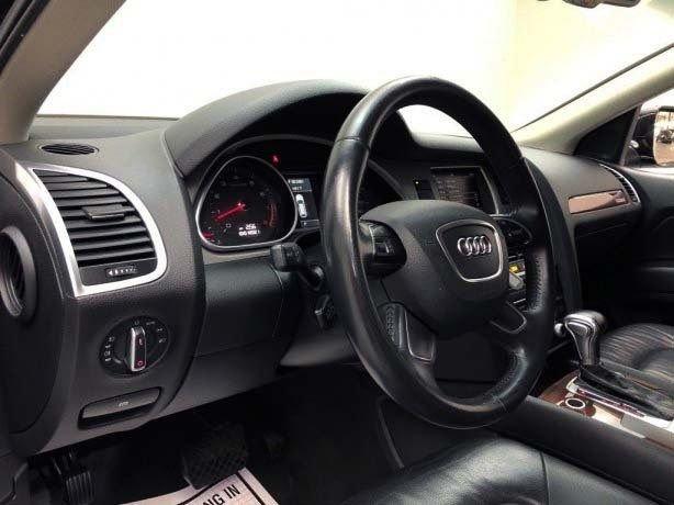 2015 Audi Q7 for sale Houston TX