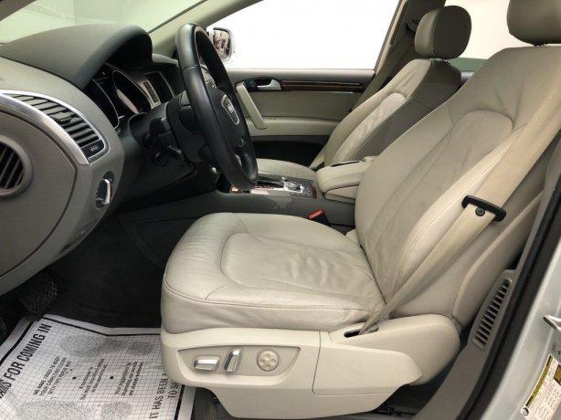 used 2015 Audi Q7 for sale Houston TX