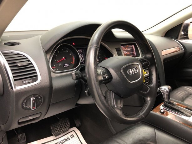 2013 Audi Q7 for sale Houston TX