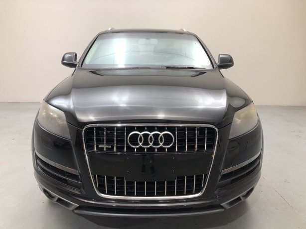 Used Audi Q7 for sale in Houston TX.  We Finance!