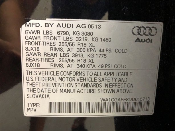 Audi Q7 cheap for sale