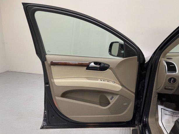 used 2013 Audi Q7