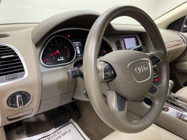 2013 Audi Q7 for sale Houston TX