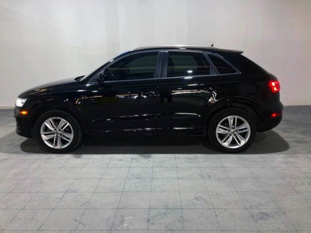 Used Audi Q3 for sale in Houston TX.  We Finance!