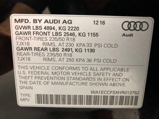 Audi Q3 cheap for sale