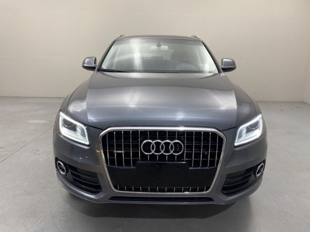 Used Audi Q5 for sale in Houston TX.  We Finance!