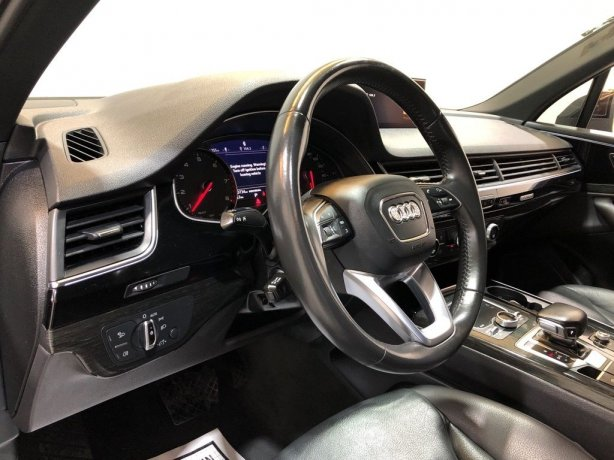 used 2017 Audi Q7 for sale Houston TX