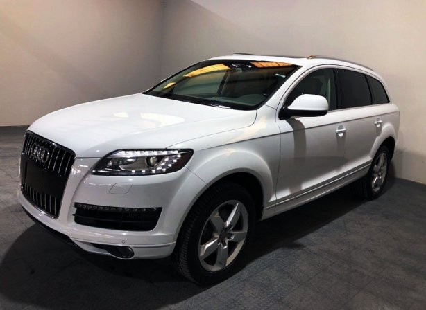 Used 2013 Audi Q7 for sale in Houston TX.  We Finance!