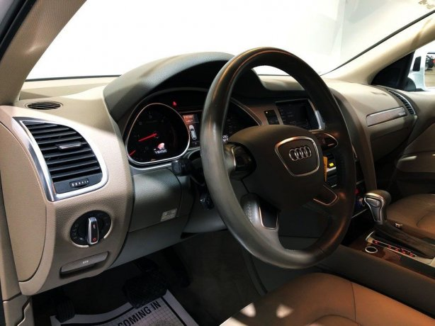 used 2013 Audi Q7 for sale Houston TX
