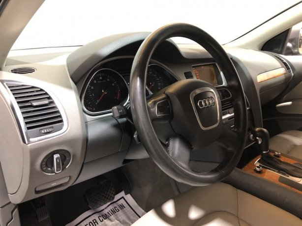 used 2010 Audi Q7 for sale Houston TX