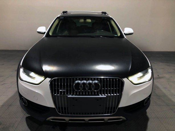 Used Audi allroad for sale in Houston TX.  We Finance!