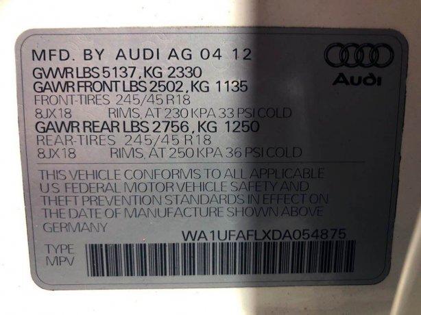 Audi allroad near me