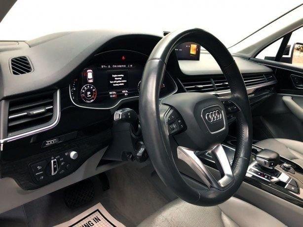 2017 Audi Q7 for sale Houston TX